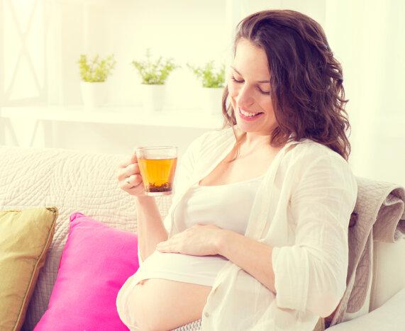 Herbal Tea Pregnancy
