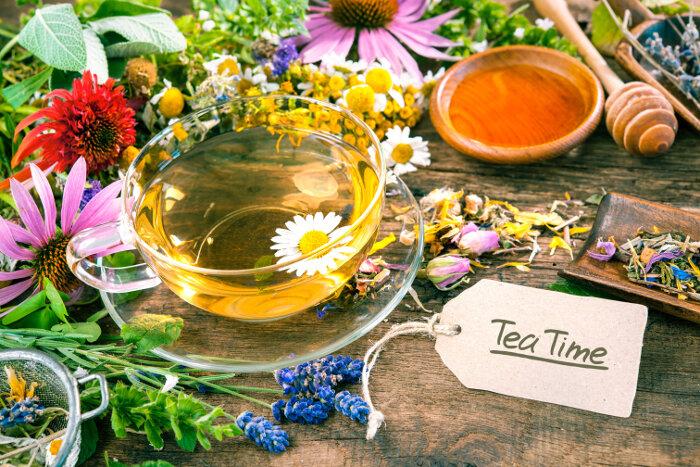 Verbena (Vervain) - Drink Herbal Tea